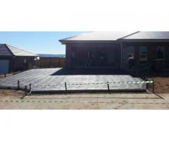 cove concrete finish - Concreting by R&A. - Image 2
