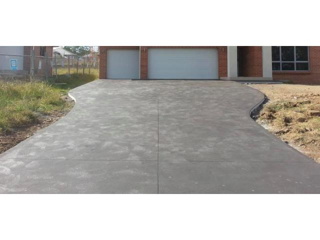 cove concrete finish - Concreting by R&A. - 3