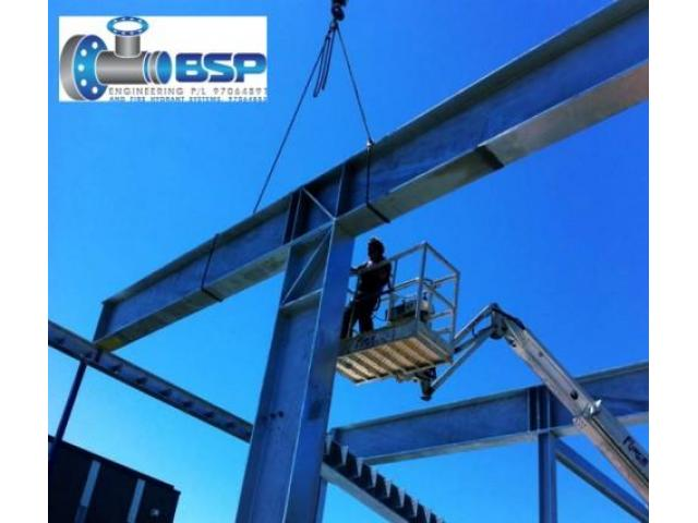 Structural Steel Fabrication Melbourne - 1