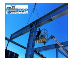 Structural Steel Fabrication Melbourne - Image 1