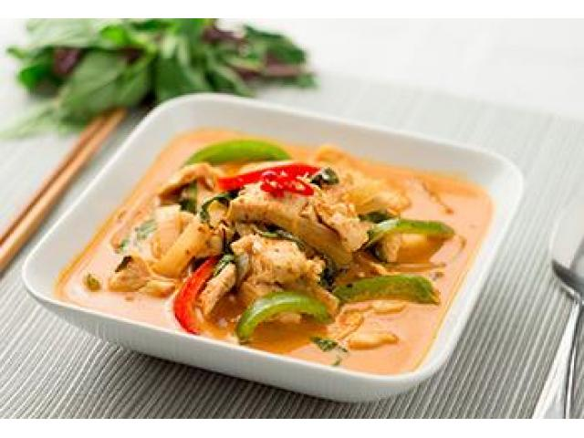 Grab your tasty Thai Dishes @ The Grain Thai with 5% off - 3