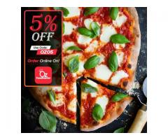 Try mouth - watering pizza with 5% off at Smokin Joe's Pizza & Grill - Cranbourne - Image 1