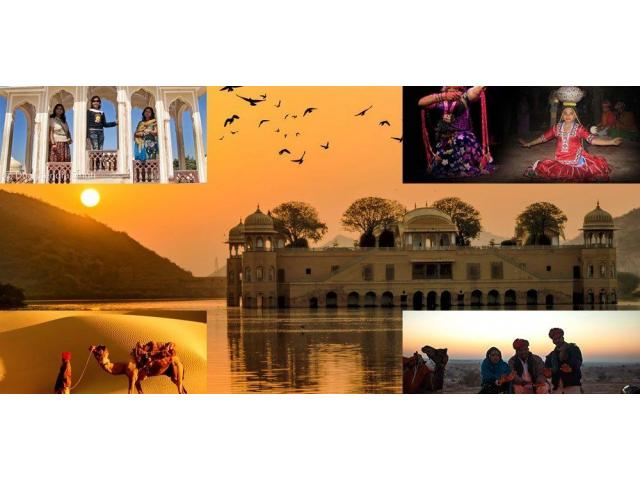 Rajasthan Tour Packages by Incredible India Tour - 1