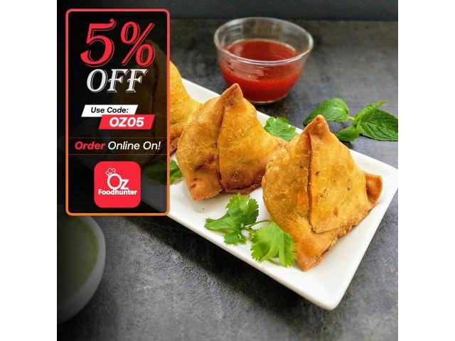 Get 5% off on your order @ Mathy Food Corner - 2