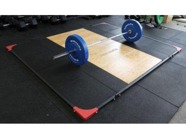 Nirvana Tech Olympic Weight Plates Package - 1