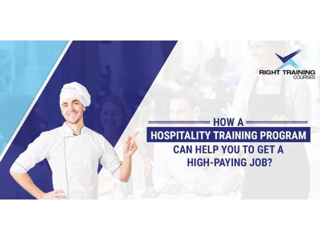 Change your dream into success, Go for hospitality courses Perth. - 1