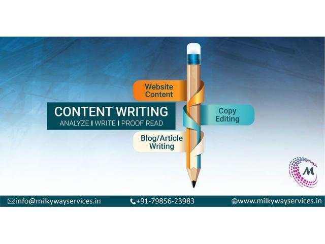 Content Writing Services Company In Delhi Ncr - 1