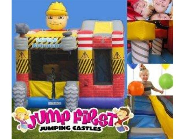 Number 1 for Bouncy Castle Hire in Adelaide - 1
