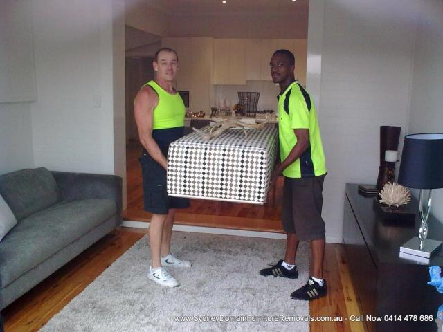 Experience easy moving with Sydney Furniture Removalists - 1