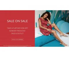 Get 20% Off Already Reduced Sale & Outlet Products at Soon Maternity - Image 1
