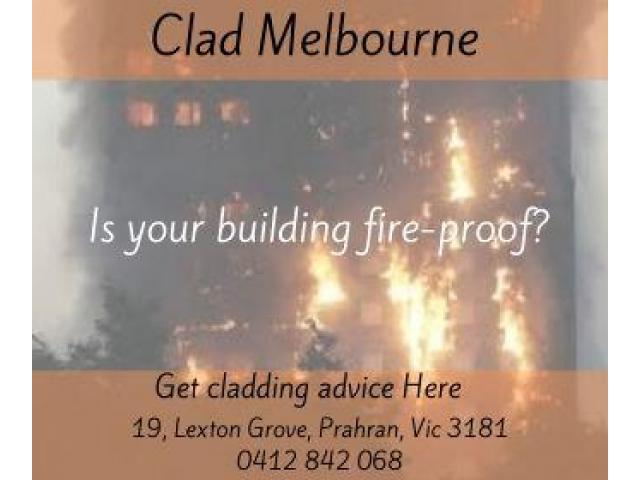 Building Cladding and Safety Service - Victoria and Melbourne - 1