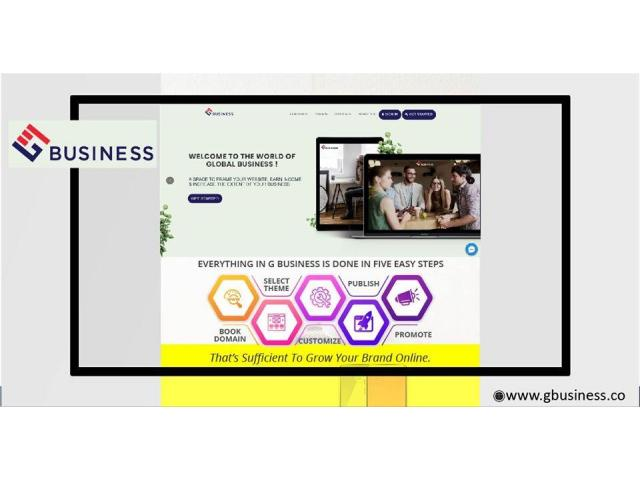 Book Your Domain With Gbusiness - 1