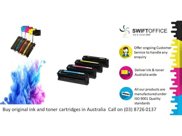 Best Ink Toner Cartridges  |  Swift Office Solutions - 3