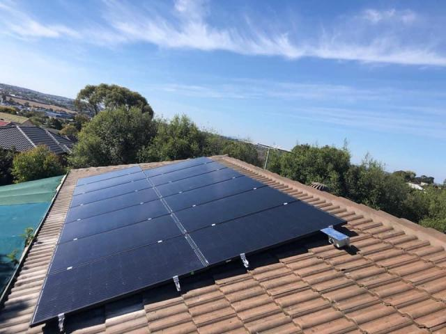 Commercial Solar Panels in VIC - 1