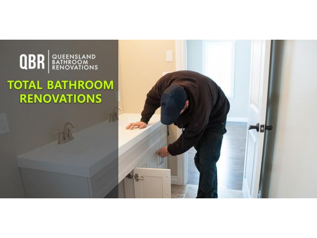 Choose The Best Total Bathroom Renovation in Gold Coast - 1
