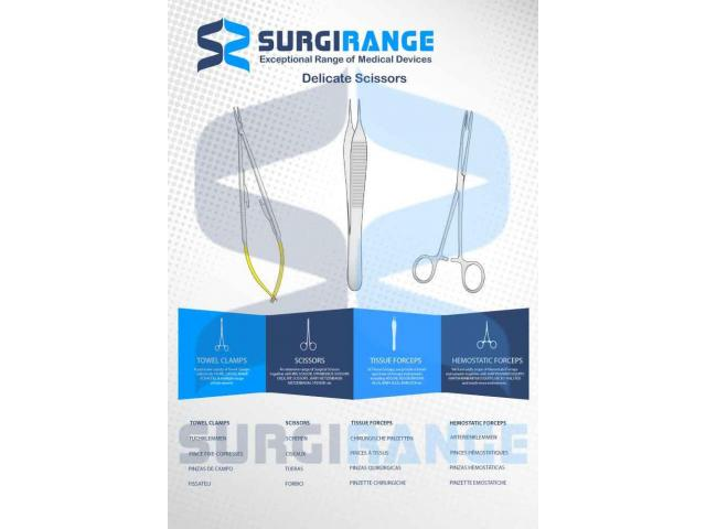 Surgirang Surgical Instruments and equipments Supplies - 4