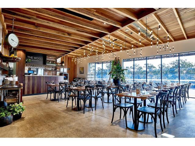 The Wood Restaurant - 2