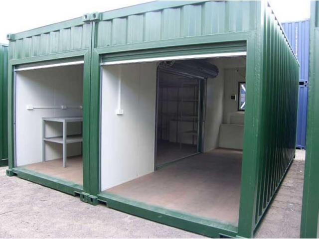 Second Hand Shipping Containers For Sale - 1