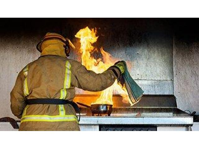 Limit Fire Casualty With Thermal Imaging Assessment - 1