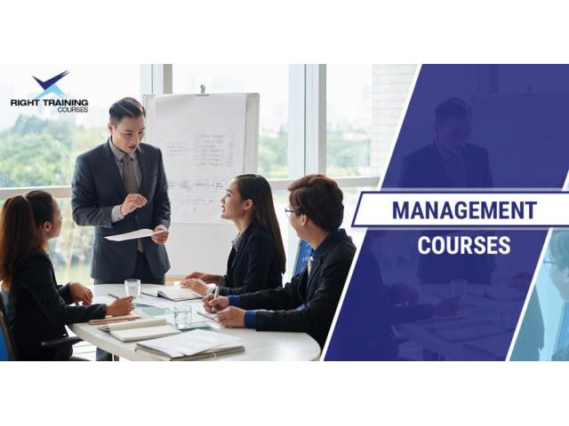 Establish your career as a successful manager with management courses Perth. - 1