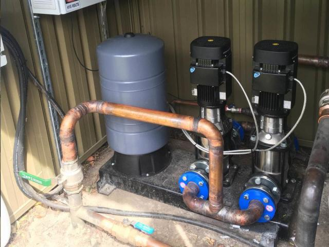 Grundfos and Aline Pump Sales and Installation By Professionals - 2