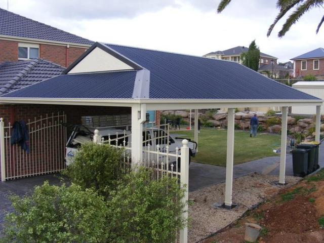 Carport Builders in Brisbane - Shedmartdirect - 1