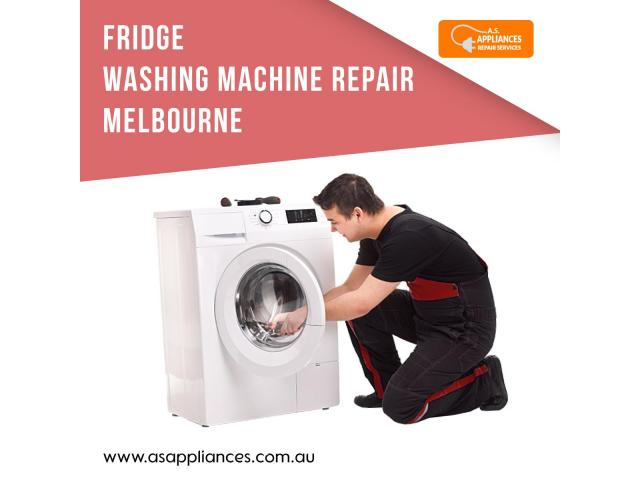 Fridge Washing Machine Repair Melbourne - 1