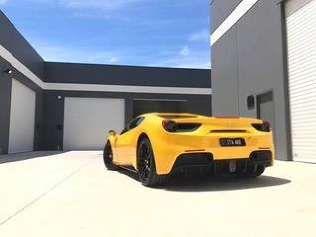 Make your Ferrari Shine with Our Premium Car Washing Services - 1