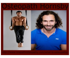 Get Knowledge About Osteopathy From Osteopath Hornsby