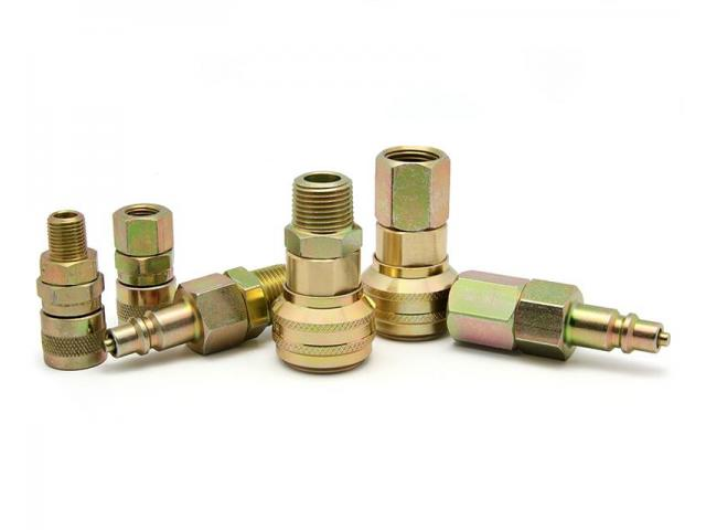 Get High-quality NPT Air Brake Couplings Online in Melbourne - 1