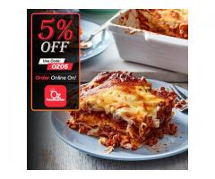 Try mouth - watering pizza with 5% off at Smokin Joe's Pizza & Grill - Image 2