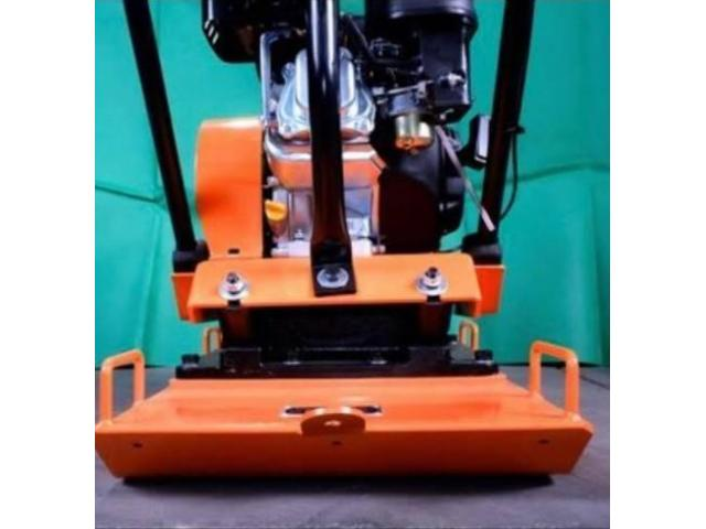Plate Compactor 6.5 HP 100KG 16KN Commercial Grade Compactor - 2