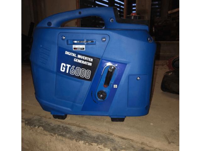 Portable Generator - 1