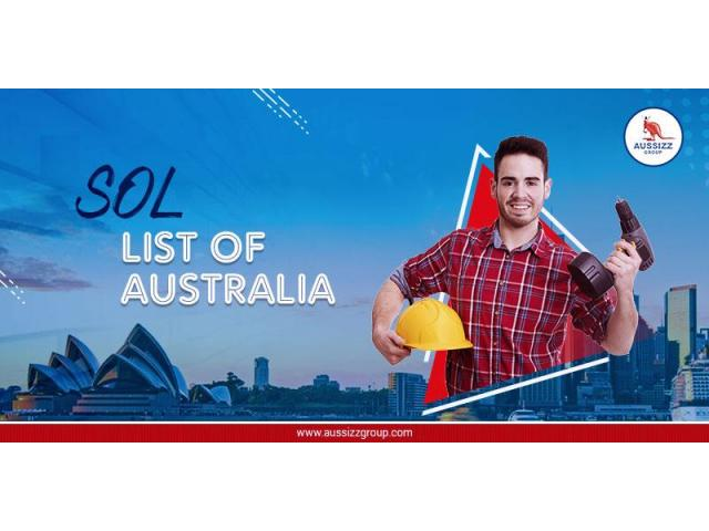 Does your occupation fall in SOL List of Australia? Take Aussizz's help - 1