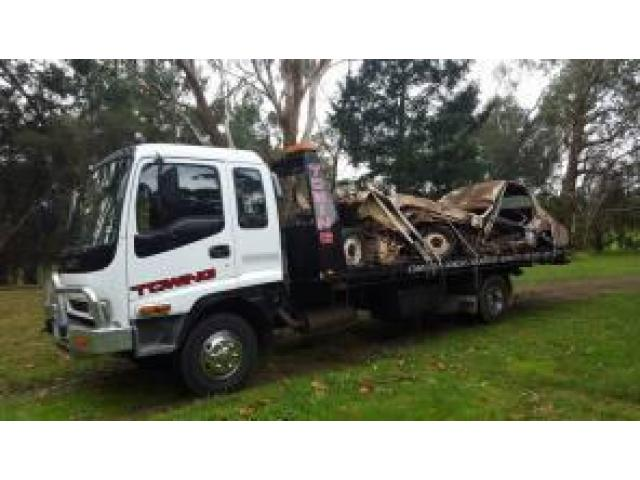 Quick Car Removal in Yarra Valley - Yarra Ranges Towing - 1