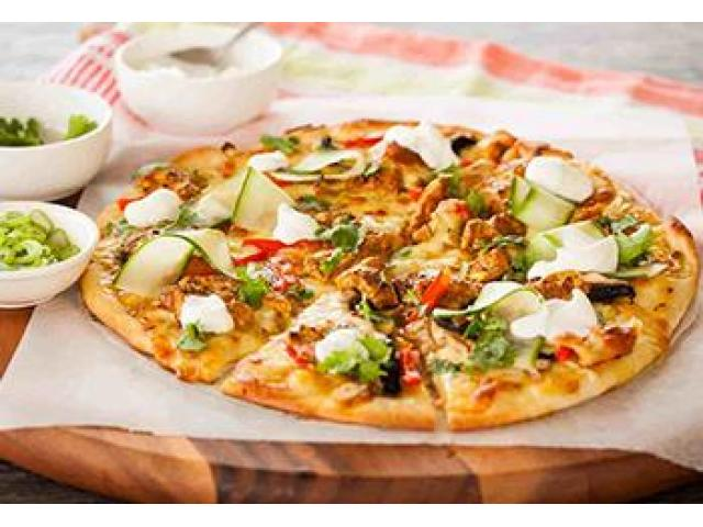 Get Yummy Pizza dishes @ Euro Pizza - 5% off - 3