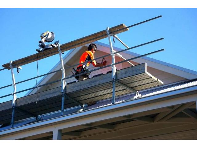 All you needed to know about roof scaffold - 1