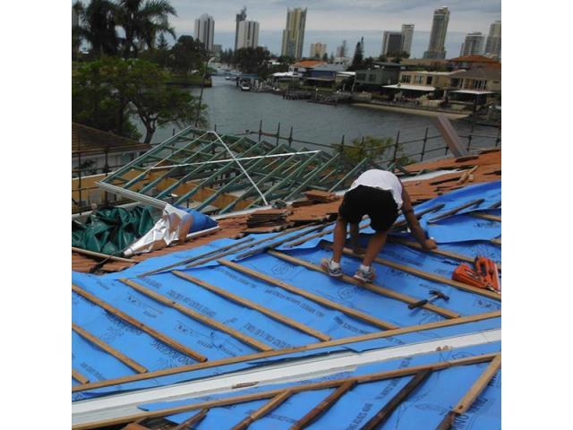Get Excellent Roof Restoration Service Provider In Brisbane - 2