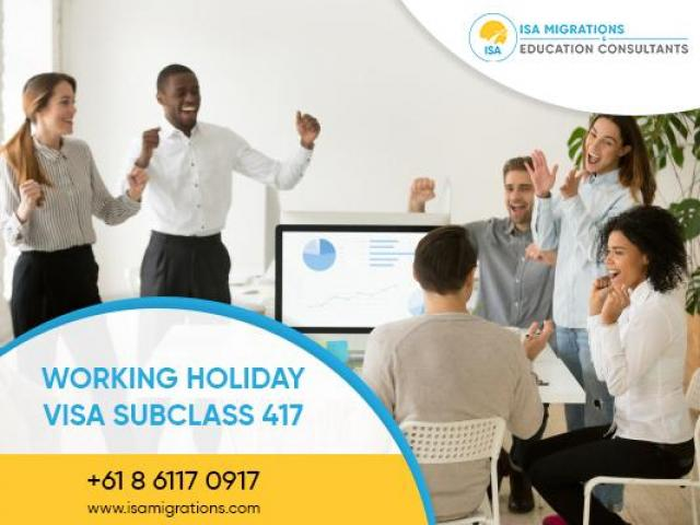 Travel And Work In Australia with 417 Visa - 1