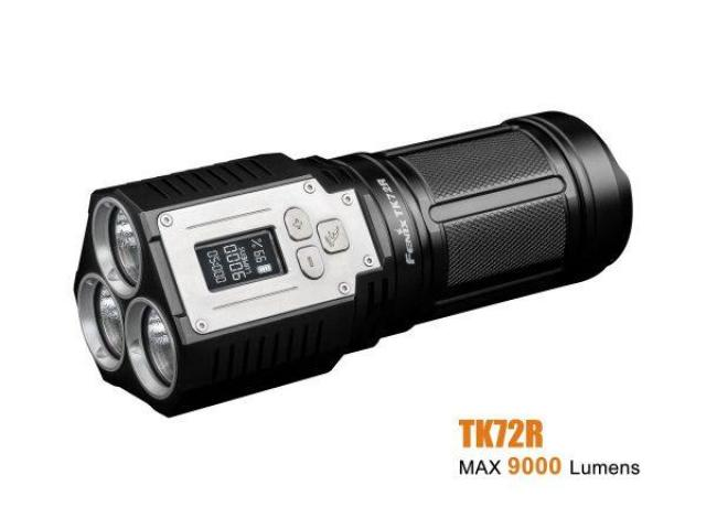 Rechargeable LED Torches - LED Torches - 1