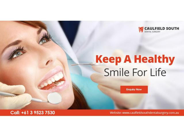 Ensure Healthy Teeth with General Dentistry in Melbourne - 1