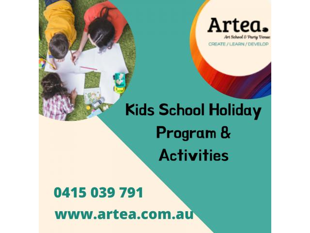 Kids School Holiday Program & Activities in South Melbourne & St. Kilda - 1