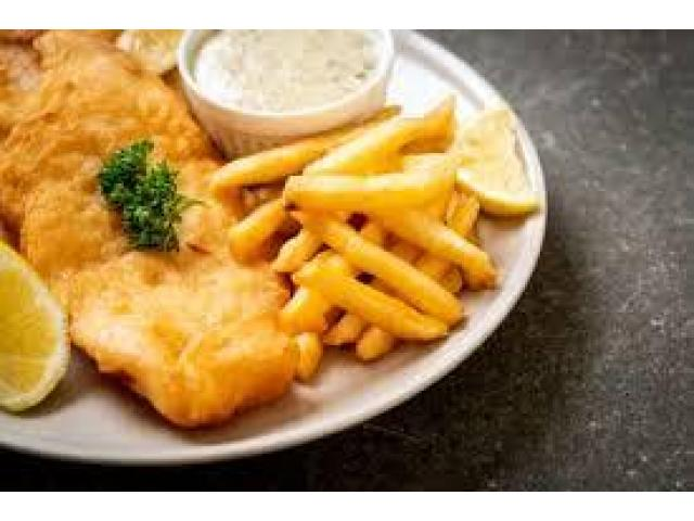 Enjoy Delicious Fish & chips Dishes @ Swannies Fish & Chips - get 5% off - 4