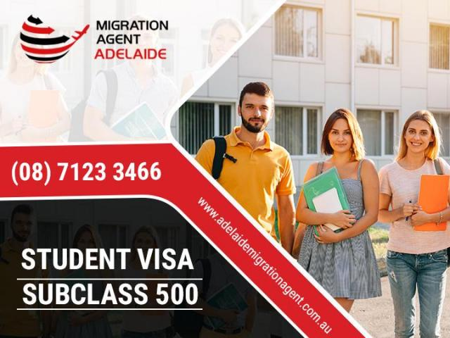 Subclass 500 Student Visa | Immigration Agent Adelaide - 1