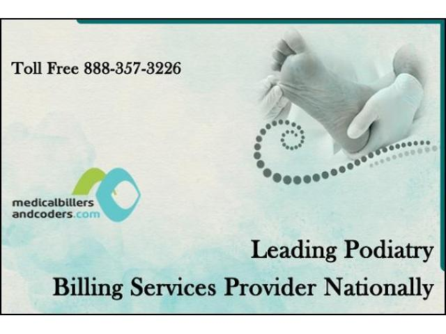 PODIATRY BILLING SERVICES IN OHIO, OH - 1