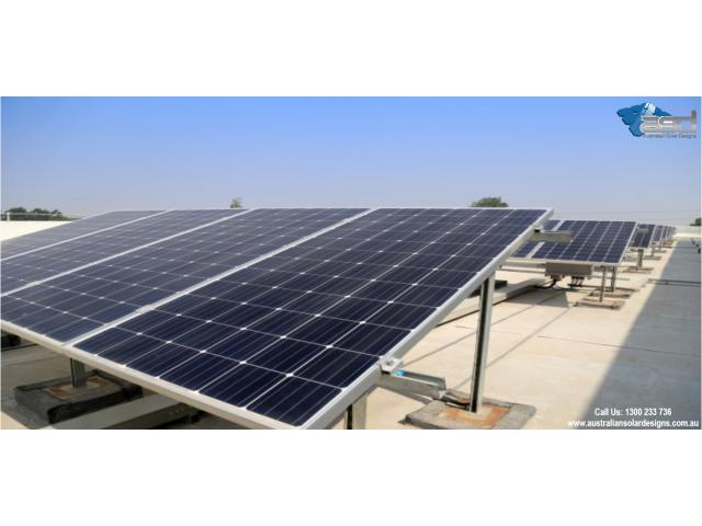 Government Incentives and rebate feed-in tariff on commercial solar system: ASD - 1