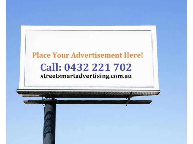 Outdoor Advertising Service for Your Business & Services - 1