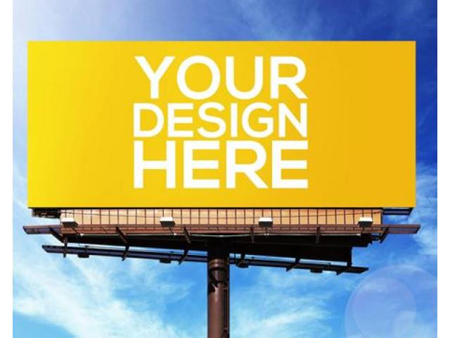 Outdoor Advertising Service for Your Business & Services - 2