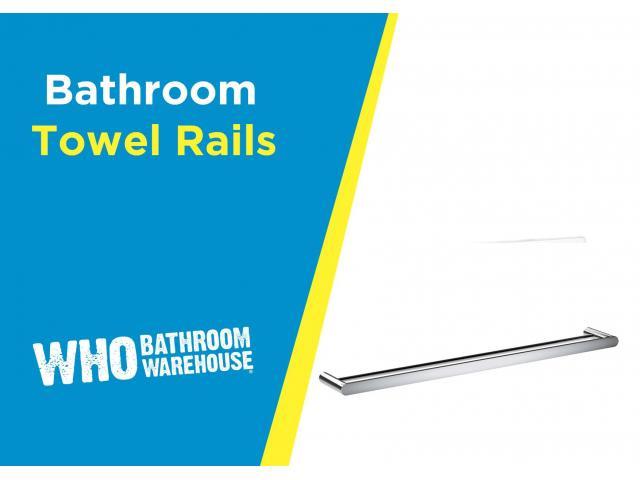 Grab Bathroom Towel Rail At Lowest Price Of 2020 - 1
