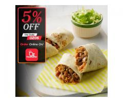 Grab your tasty Mexican dishes at Zambrero Stockland Townsville get - 5% off - Image 1